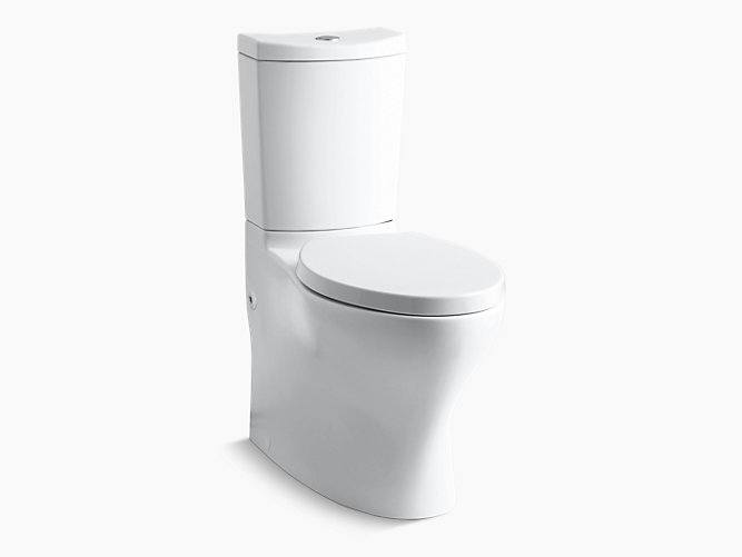 K 6355 Persuade Curv Skirted Dual Flush Toilet Kohler