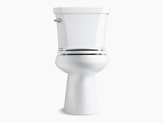 Kohler K 3999 Highline Comfort Height Elongated 1 28 Gpf Toilet Kohler