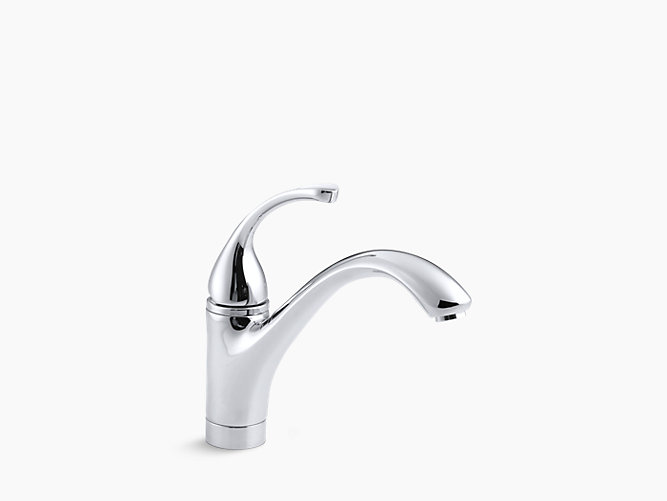 Forté® single-hole kitchen sink faucet with 9-1/16\