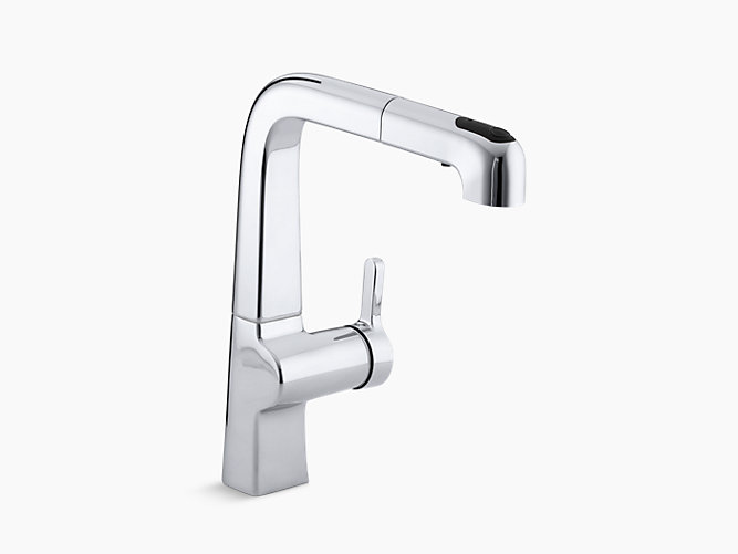 K-6331 | Evoke Single-Handle Kitchen Faucet | KOHLER
