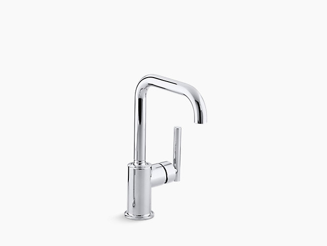 K 7509 Purist Single Handle Bar Sink Faucet Kohler Canada