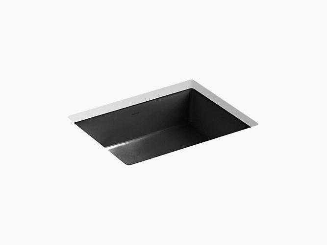 Verticyl® Rectangle Undermount bathroom sink