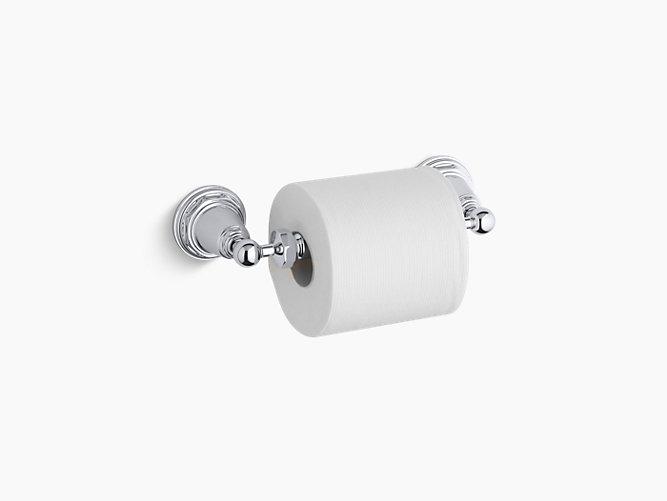 Pinstripe Toilet Tissue Holder | K-13114 | KOHLER