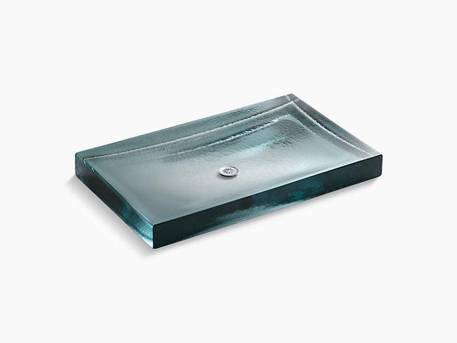 K-2369 | Antilia Wading Pool Glass Sink | KOHLER