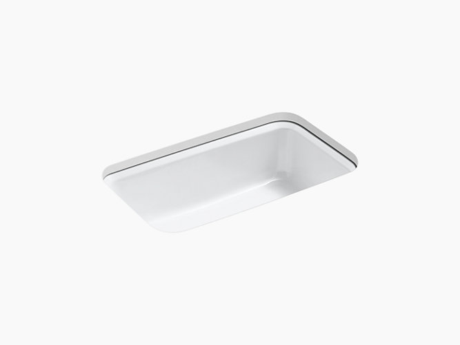Bakersfield Undermount Kitchen Sink W Installation Kit K 5832 5u Kohler Kohler