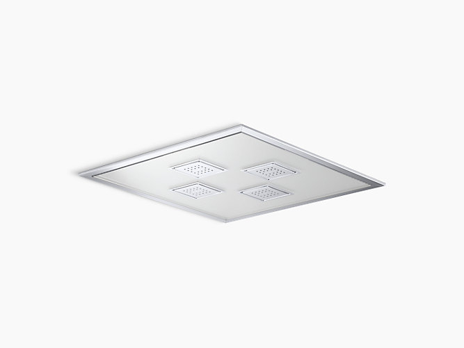 K-98741-K1 | WaterTile Rain Shower for DTV+ | KOHLER
