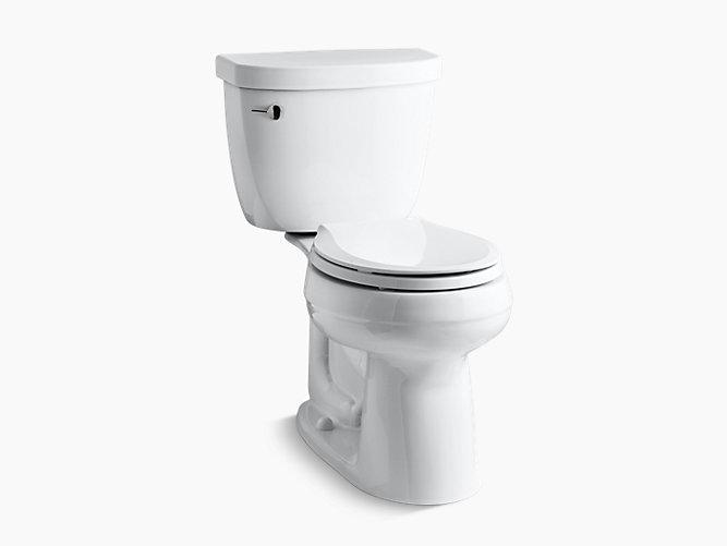 K 22907 Cimarron Complete Solution Round Front Toilet 1 28 Gpf Kohler Canada