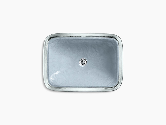 K-2773-G1 | Inia® Wading Pool® glass drop-in rectangular bathroom ...