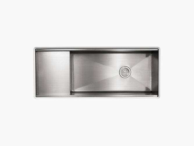 K 3761 Stages 45 Inch Under Mount Kitchen Sink Kohler