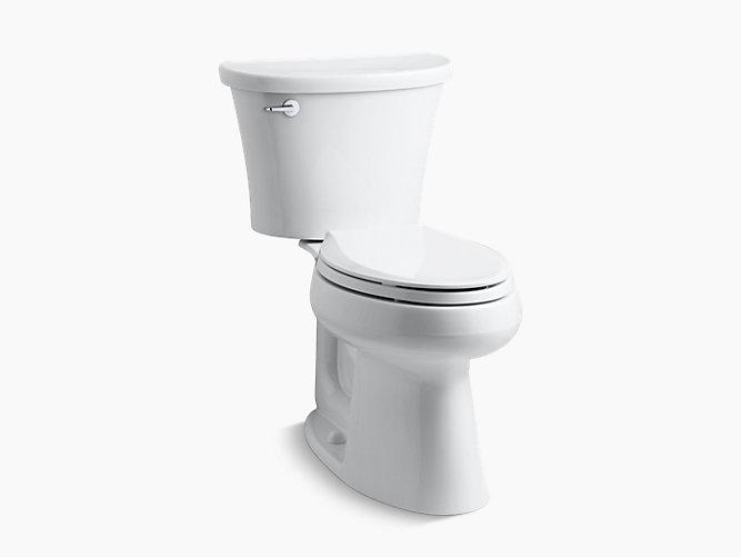 K 45989 Cavata Complete Solution Dual Flush Toilet Kohler