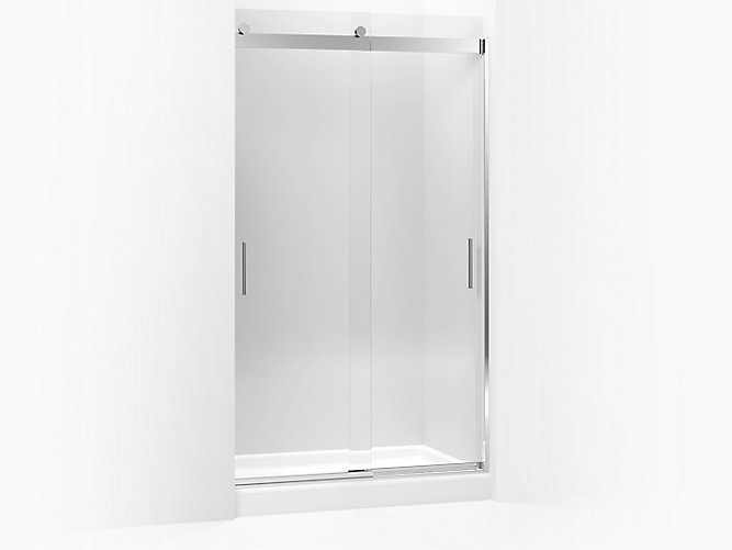 K 706375 L Levity Frameless Sliding Shower Door Kohler Canada