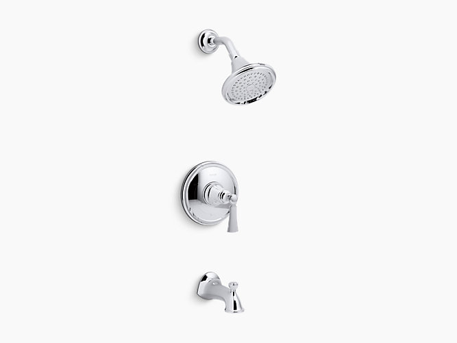 K R72783 4e Elliston Bath And Shower Faucet With 2 0 Gpm