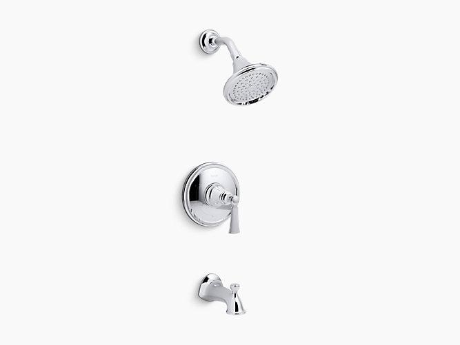 K-R72783-4| Elliston Rite-Temp Pressure-Balancing Bath/Shower Trim ...