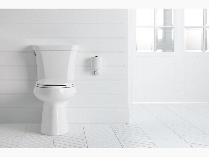K 3989 Highline Dual Flush Elongated Comfort Height