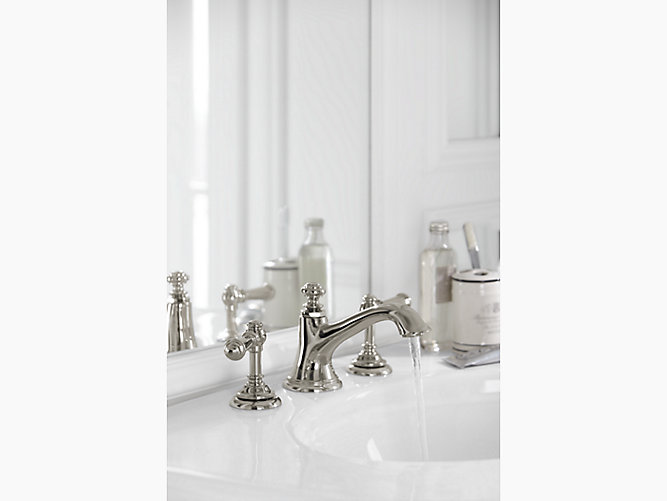 K-72759 | Artifacts Bathroom Sink Spout with Bell Design | KOHLER