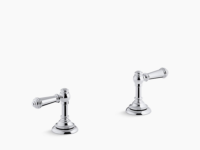 Artifacts Bathroom Sink Lever Handles | K-98068-4 | KOHLER