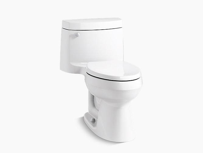 K 3828 Cimarron Comfort Height Elongated Toilet Kohler