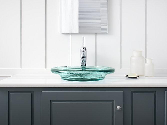 K 2276 Spun Gl Countertop Sink Kohler