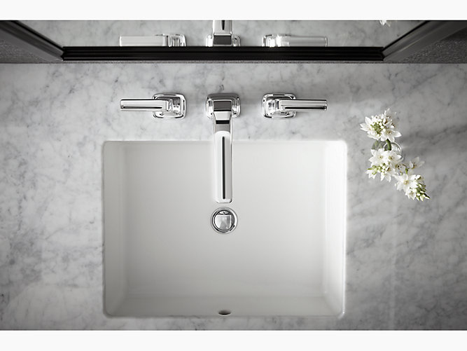 K 2882 Verticyl Undermount Rectangular Sink Kohler