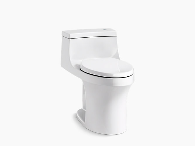 K 4000 San Souci One Piece Touchless Toilet 1 28 Gpf