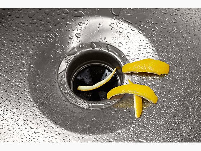 Prolific Undermount Stainless Steel Sink W Accessories K 5540 Kohler Kohler
