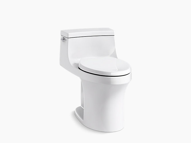 K-5172 | San Souci One-Piece Compact Elongated Toilet | KOHLER