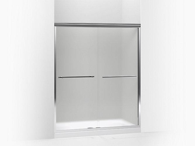 Gradient Frameless Sliding Shower Door K 709064 D3 Kohler