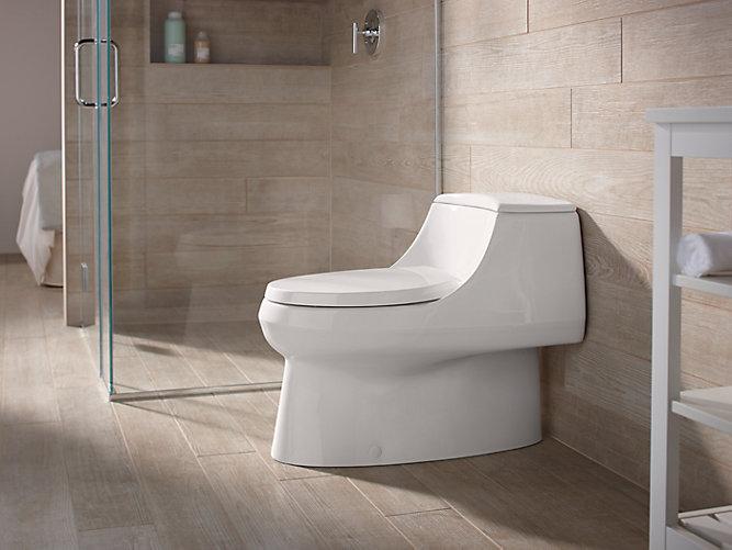 K 3722 San Raphael One Piece Elongated Toilet 1 28 Gpf