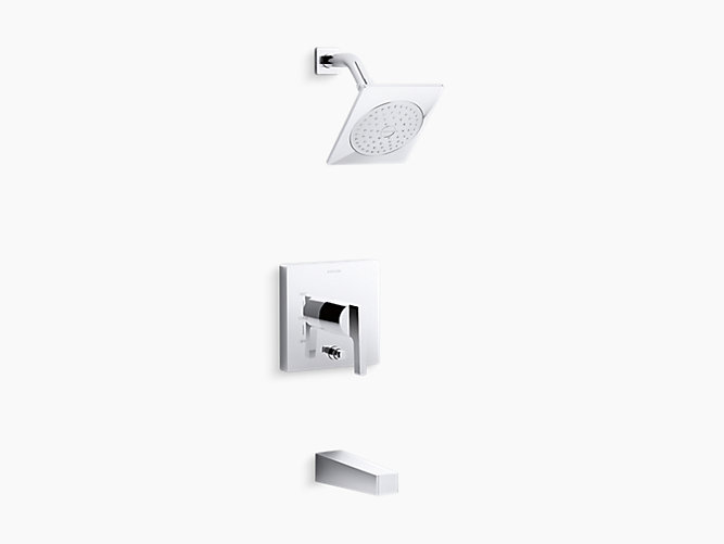 k-t99763-4 | honesty® bath and shower trim set with 2.0 gpm