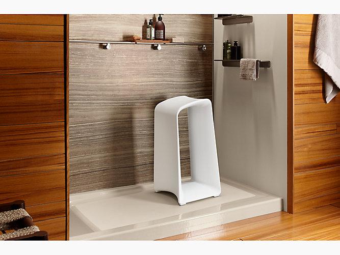 K-97632 | Choreograph Freestanding Shower Stool | KOHLER