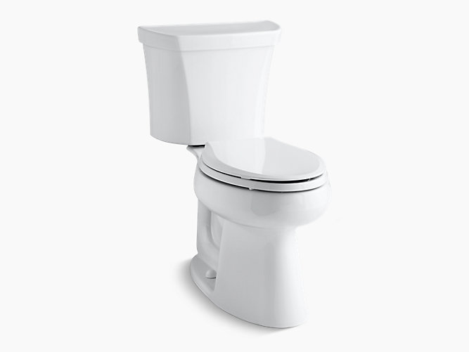 K 3989 Ra Highline Elongated Dual Flush Toilet Kohler