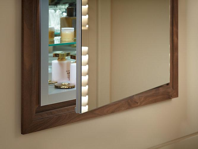 Damask Mirrors K 99662 15 damask medicine cabinet surround 15 inch kohler kohler sisterspd