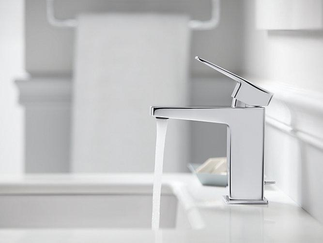 K-99760-4 | Honesty Single-Handle Bathroom Sink Faucet | KOHLER