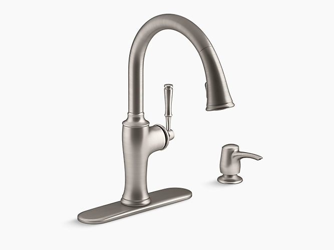 R72247-SD | Cardale Pull-Down Kitchen Faucet | KOHLER