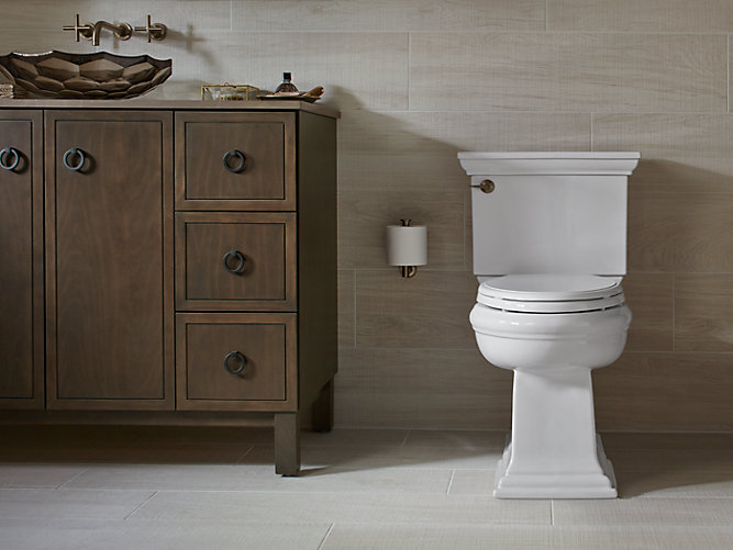 Kohler Memoirs Toilet Review 1 Clic With