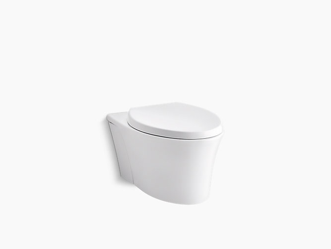 K-6299 | Veil Wall-Hung Toilet Bowl with Reveal Seat | KOHLER
