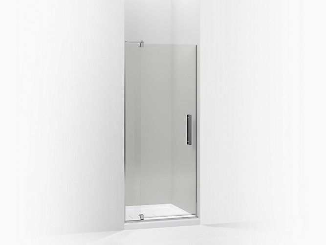 K 707506 L Revel Frameless Pivot Shower Door Kohler