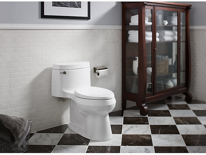 K 3619 Cimarron Elongated Toilet With Concealed Trapway