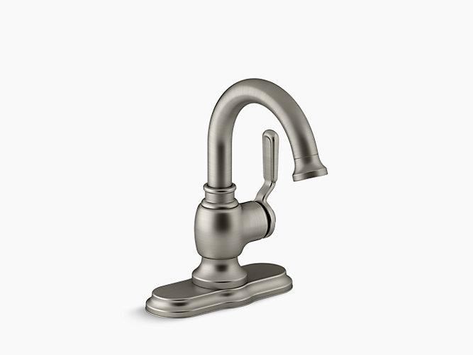 K-R76255-4D | Worth Single-Handle Bathroom Faucet | KOHLER