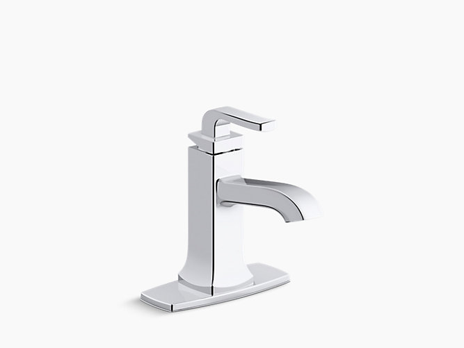K-R76214-4D | Rubicon Single-Handle Bathroom Faucet | KOHLER