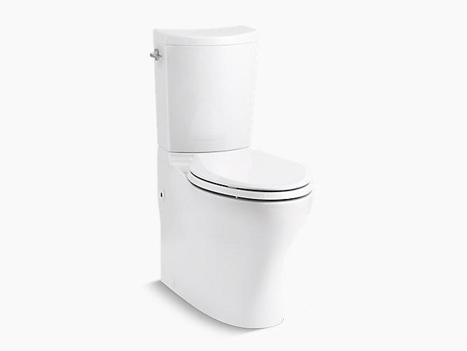 K 75790 Persuade Curv Elongated Dual Flush Toilet