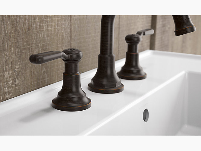 KRD Worth Widespread Bathroom Faucet KOHLER - Kohler worth bathroom faucet