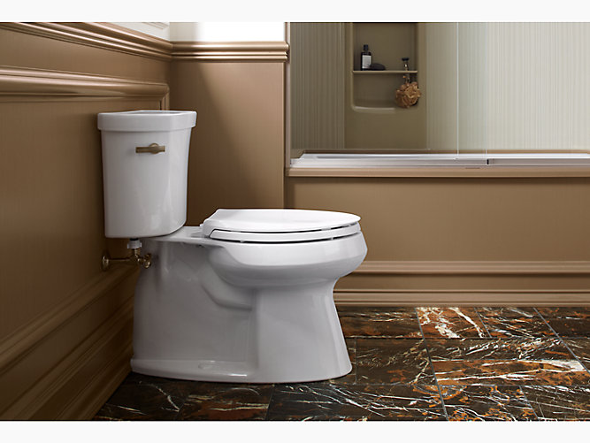 K 4636 Cachet Quiet Close Elongated Toilet Seat Kohler