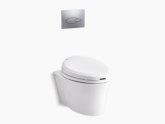 K 6300 Veil Wall Hung Toilet Bowl