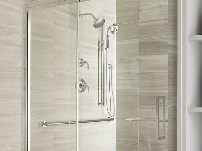 Purist 42-Inch Grab Bar | K-11896 | KOHLER