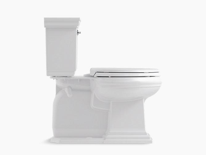 K-6669   Memoirs Stately Comfort Height Elongated Toilet   KOHLER