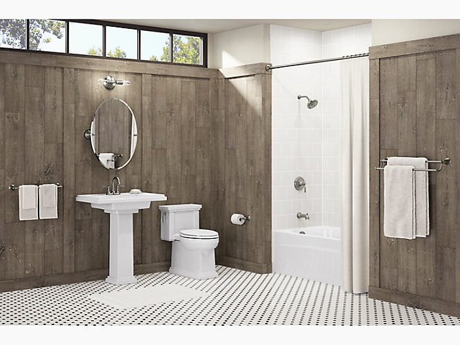 K R76258 4e Worth Bath And Shower Faucet Trim Kohler