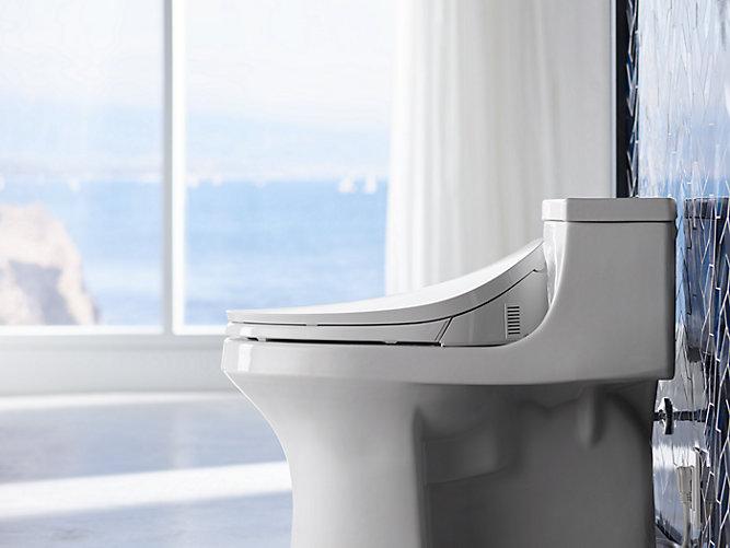 K 4000 San Souci One Piece Touchless Toilet 1 28 Gpf