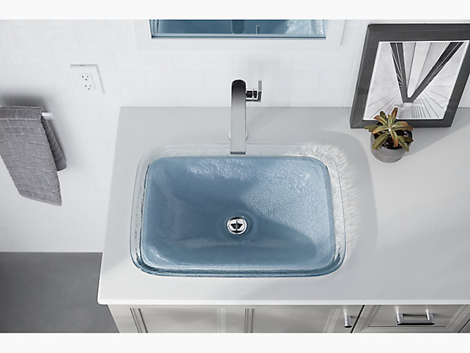 K-5441 | Solid/Expressions 61-inch Vanity Top Without Cutout | KOHLER