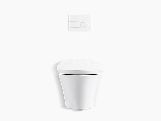 K-5402 | Veil® Intelligent wall-hung toilet | KOHLER